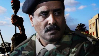 الناطق باسم الجيش الوطني العميد أحمد المسماري وطرابلس