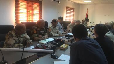 Photo of بدء الاجتماع الفني للترتيبات الأمنية بالعاصمة