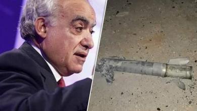 اشتباكات طرابلس - غسان سلامة