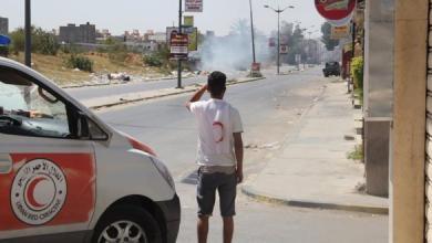 صورة ارتفاع حصيلة ضحايا اشتباكات طرابلس