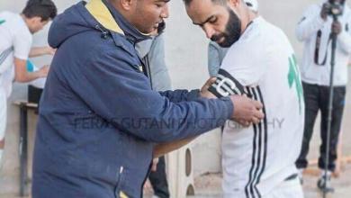 Photo of إبراهيمالحاسييودّع كرة القدم