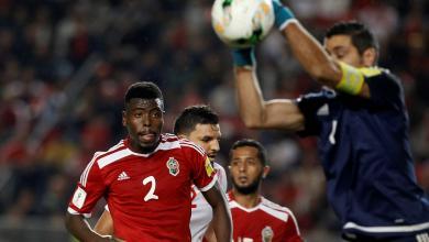 المنتخب الليبي الوطني لكرة القدم