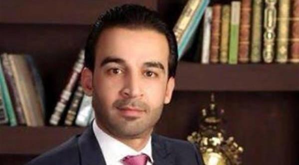 النائب العراقي محمد الحلبوسي