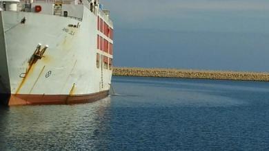 Photo of ميناء الخمس خارج سيطرة الجهات الأمنية والرقابية