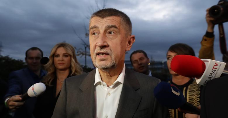 رئيس وزراء التشيك، أنريه بابيش