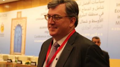 """السفير الأمريكي بالجزائر """"جون ب.ديروشر"""""""