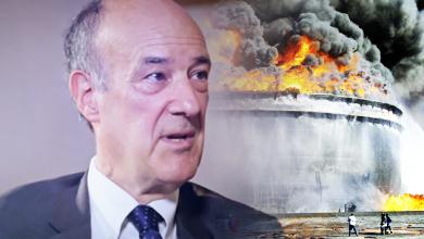 المبعوث الأميركي السابق إلى ليبيا جوناثان واينر والهلال النفطي