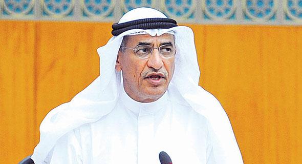 وزير النفط الكويتي الدكتور بخيت الرشيدي