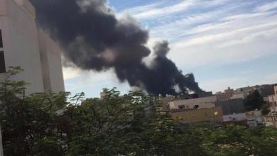 طرابلس- اشتباكات مسلحة