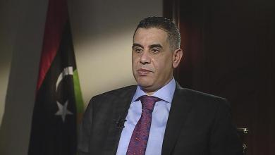 نائب رئيس المجلس الرئاسي لحكومة الوفاق علي فرج القطراني