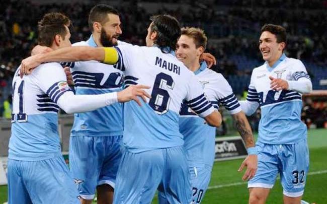 فريق لاتسيو الإيطالي