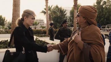 Photo of القذافي يظهر على شاشات هوليود قريباً