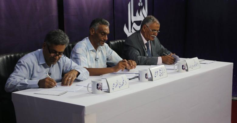 """Photo of لجنة تحكيم شاعر ليبيا.. """"احتراف وتمكّن"""""""