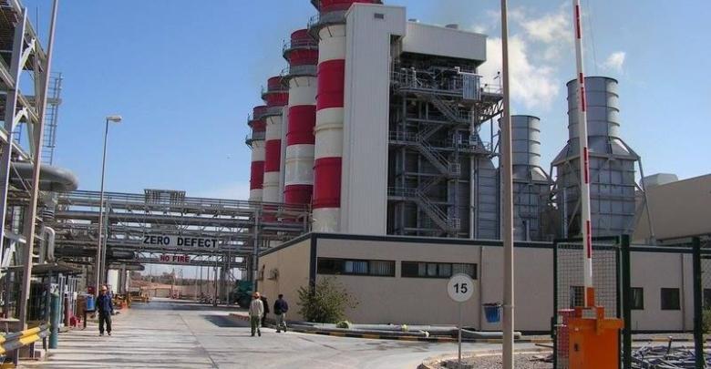محطة كهرباء الزاوية المُزدوجة