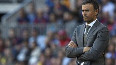 مدرب المنتخب الإسباني لويس إنريكي