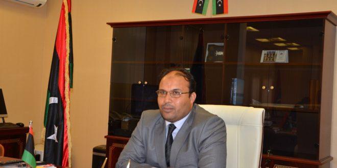 رئيس هيئة الرقابة الإدارية نصر المشاي