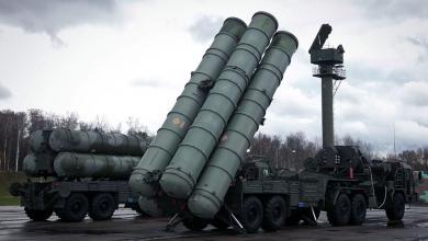 منظومة الصواريخ الروسية S300