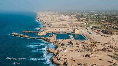 """ميناء """"مرسى"""" ديلة، الزاوية. تصوير: أمير أبو سن"""