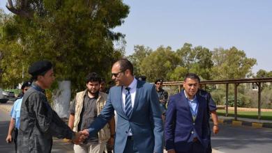 وزير التربية والتعليم المفوّض في حكومة الوفاق عثمان عبد الجليل