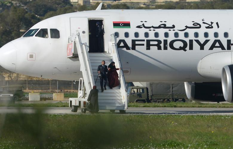 الخطوط الأفريقية - صورة أرشيفية