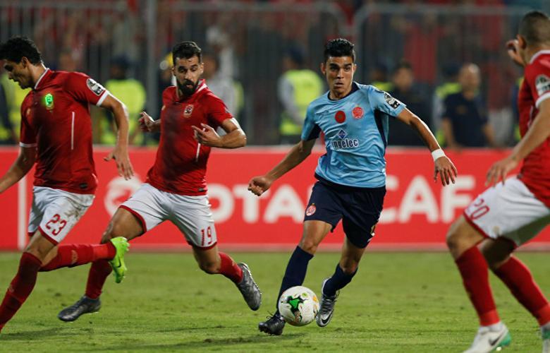 الأهلي والوداد المغربي _ دوري أبطال أفريقيا