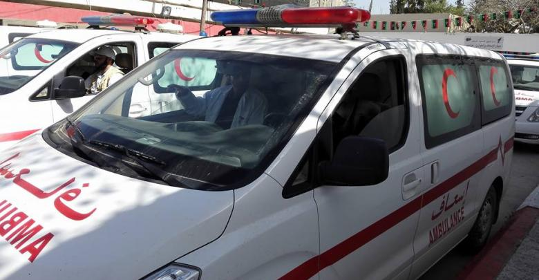 جهاز الإسعاف والطوارئ - ارشيفية