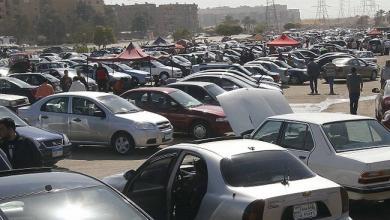 Photo of ميناء بنغازي يستقبل شحنة سيارات من هولندا