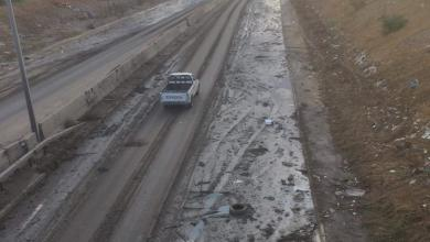 الطريق السريع - طرابلس