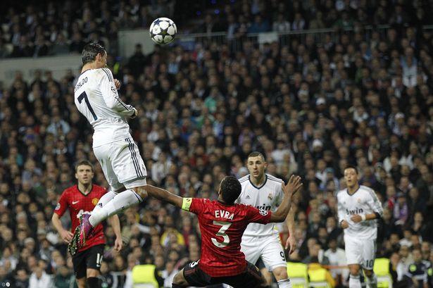 ريال مدريد ومانشستر يونايتد - تعبيرية