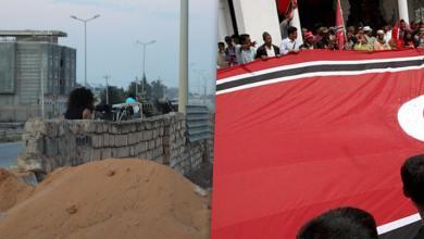 """صورة من طرابلس لإندونيسيا..ودُعاء بمصير """"آتشيه"""""""