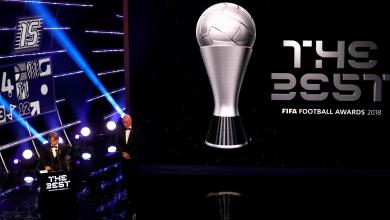 جوائز الفيفا