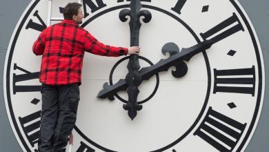 صورة أوروبا توقف العمل بنظام التوقيتين الصيفي والشتوي