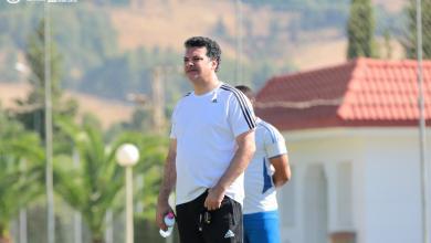 مدرب الأهلي طرابلس المصري إيهاب جلال