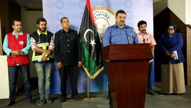 صورة لجنة الطوارئ: فتح مطار معيتيقة الجمعة