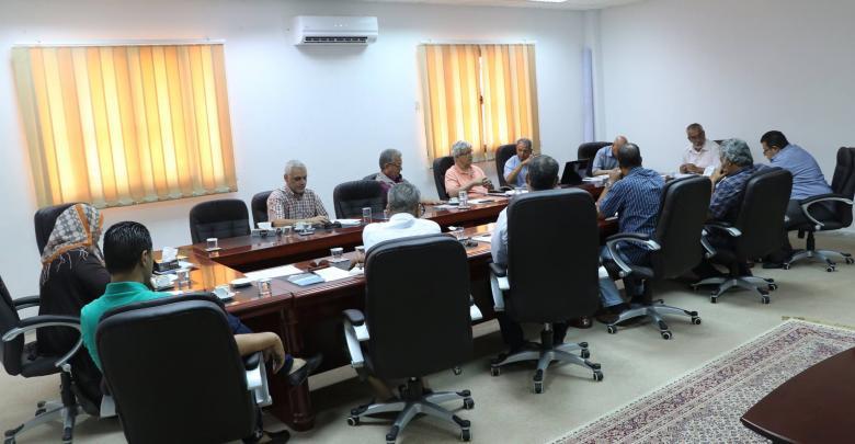 اللجنة التسييرية للتكتل المدني الديمقراطي