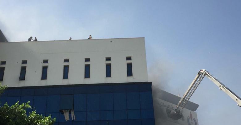 هجوم الإرهابي لمؤسسة الوطنية للنفط