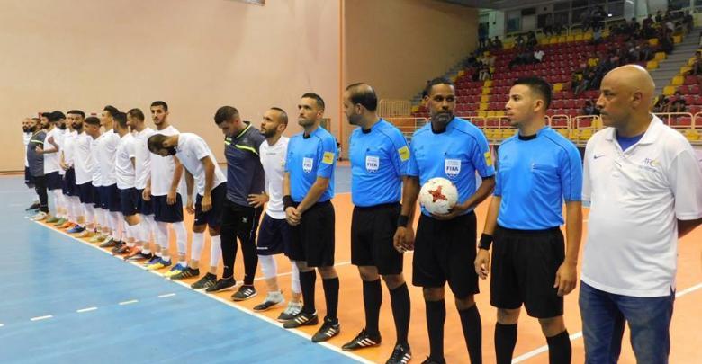 نهائيات بطولة شيخ الشهداء عمر المختار الثانية لكرة القدم داخل الصالات