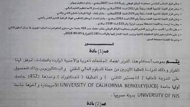 Photo of 452 جامعة عالمية معتمدة للطلبة الليبيين