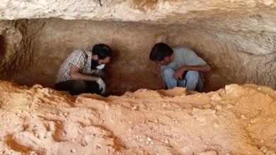 مقبرة يعود تاريخها إلى عصر الفينيقيين - زليتن