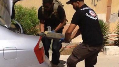 """Photo of سقوط """"جراد"""" في مدرسة بزاوية الدهماني"""