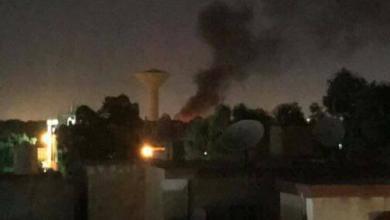 """صورة """"ليلة رعب"""" في طرابلس.. والليبيون ينتظرون العالم"""