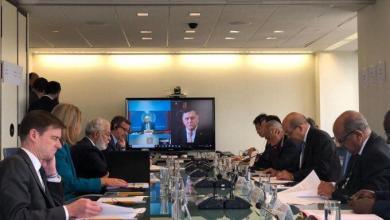 مداخلة فائز السراج مع الاجتماع الوزاري المنعقد حول ليبيا في نيويورك