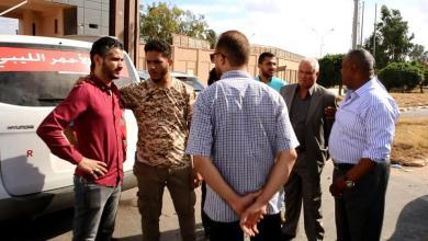 شؤون النازحين تزور مناطق الاشبتاكات في طرابلس
