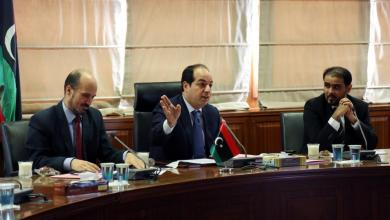النائب بالمجلس الرئاسي أحمد معيتيق