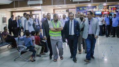 Photo of اتفاق مبدئي لتطوير مطار مصراتة
