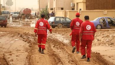 Photo of الهلال الأحمر يستجيب لنداء المخيلي