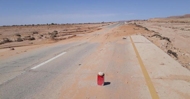 طريق ودان أبو نجيم