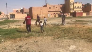 رواد الخير في غدامس يطلقون مبادرة تنظيف المدينة