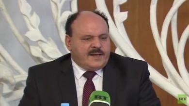 الدبلوماسي مصطفى بوسعيدة