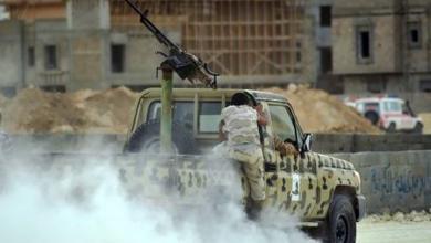 Photo of الاشتباكات تعود إلى طرابلس